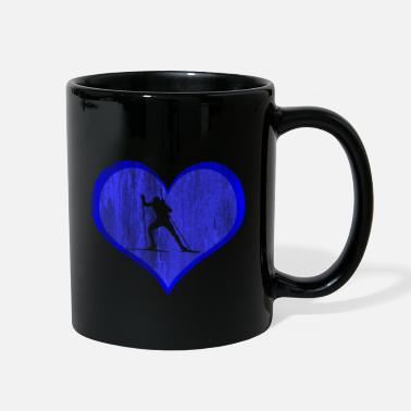 Gun Biathlon Competition - Full Color Mug
