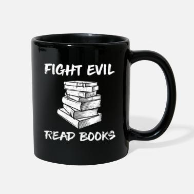 Book Read books and literature - Full Color Mug