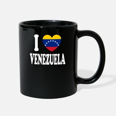 Spanish I Love Venezuela - Full Color Mug