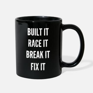 Race Car RC car race racing - Full Color Mug