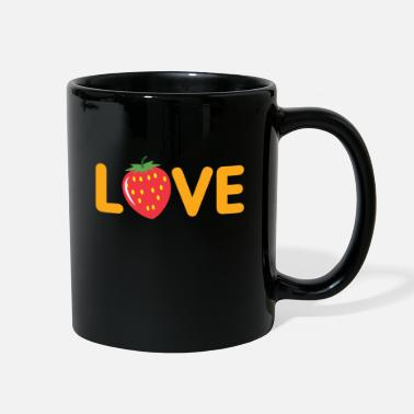 Strawberry Strawberry gift strawberry - Full Color Mug
