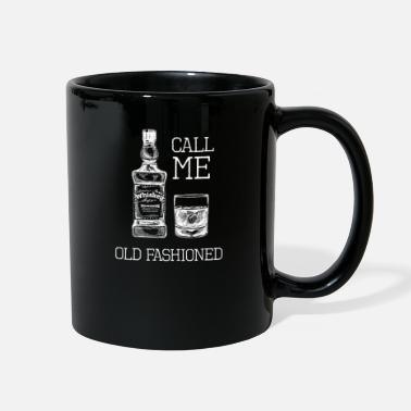 Tennessee Call Me Old Fashioned Whiskey Whisky Bar Alcohol - Full Color Mug