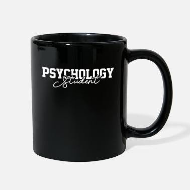 Psychology student - Full Color Mug