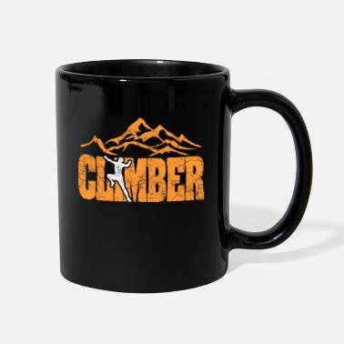Wall climb - Full Color Mug