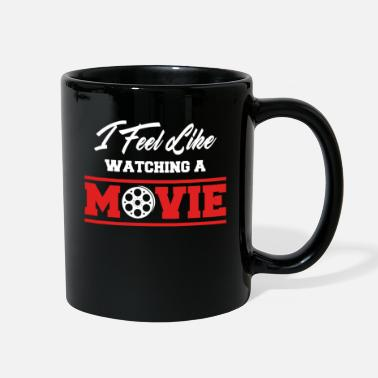 Movies Cinema Film Action Horror Comedy Movie Gift - Full Color Mug