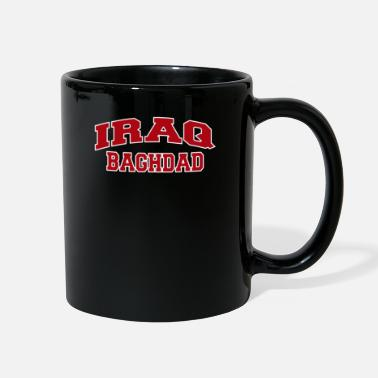 Egypt Baghdad Iraq City Souvenir - Full Color Mug