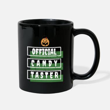 Web Cute Halloween Costume Scary Gift - Full Color Mug