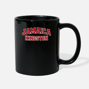 Haiti Kingston Jamaica City Souvenir - Full Color Mug