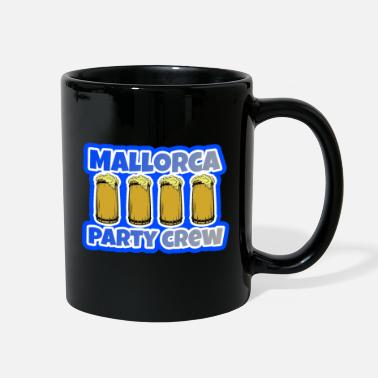 Shade Mallorca party crew - Full Color Mug