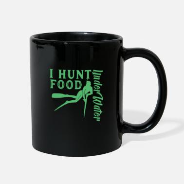 Spear Harpoon Spear Fisher Speargun Spear Fishing Spear - Full Color Mug