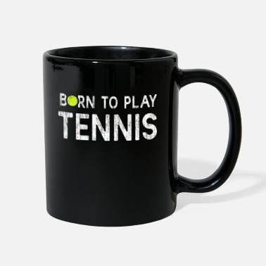 Dubai Tennis - Full Color Mug