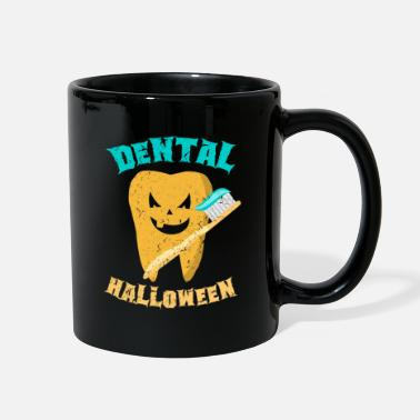 Magic Tooth Magical fairy halloween doctor gift - Full Color Mug