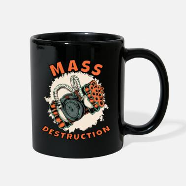 Mass mass destruction - Full Color Mug
