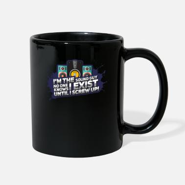 Dj &amp Audiology Gifts: I'm The Sound Guy - Full Color Mug