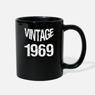 50th Birthday Vintage 1969 - Full Color Mug