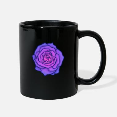 Neon Neon Rose - Full Color Mug