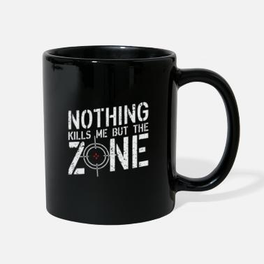 Kill To Survive Nothing kills me but the Zone Battle Royale Gamer - Full Color Mug
