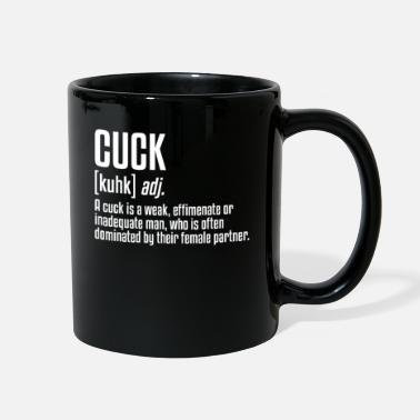 Wife Cuck Definition | Cuckold, Cuckolded, Hot Wife - Full Color Mug