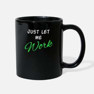 Motivated Motivation Motivation Motivation - Full Color Mug