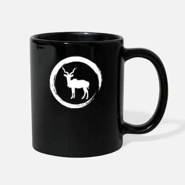 Antelope Print antelope - Full Color Mug