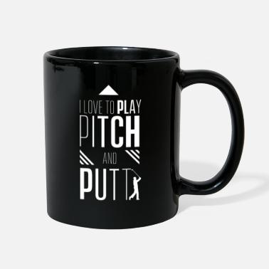 Pitch Pitching - Full Color Mug