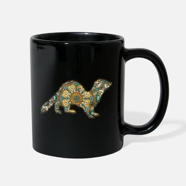 Marten Ferret Marten - Full Color Mug