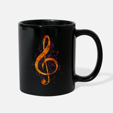 Clef Music Clef - Full Color Mug