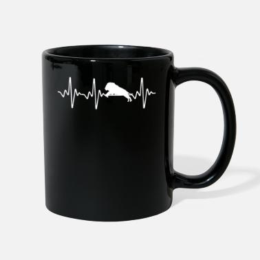 Mammal Mammal Heartbeat - Full Color Mug