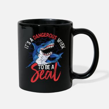Predatory Fish Shark Predatory Fish - Full Color Mug