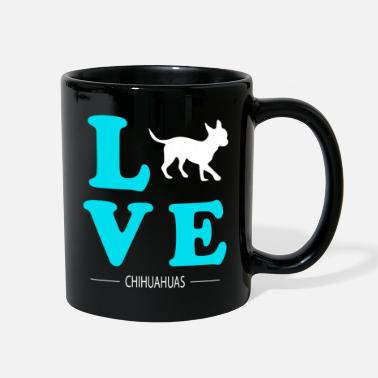 Civava Chihuahua - Full Color Mug