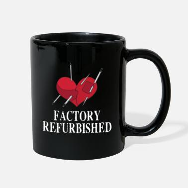 Surgery Open Heart Surgery Recovery - Factory Refurbished - Full Color Mug