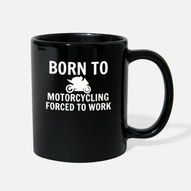 Motorcyclists Motorcyclist - Full Color Mug