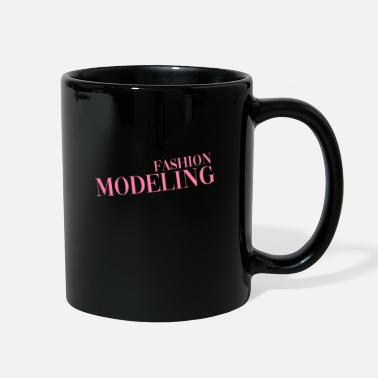 Model Job Model Fashion Model Modeling Top Model - Full Color Mug