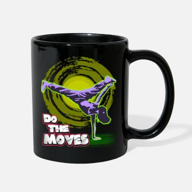 Break Dance Break Dance - Full Color Mug