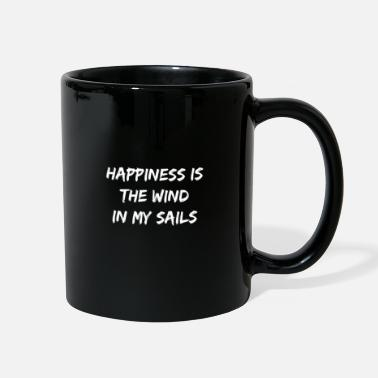 Happiness Happy Happiness Happy Love Happy - Full Color Mug