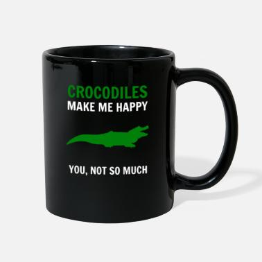Crocodiles Crocodile - Full Color Mug