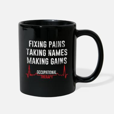 Occupation Occupational Therapist - Full Color Mug