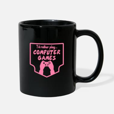 Gamer Gamer Gamer Gamer Gamer - Full Color Mug