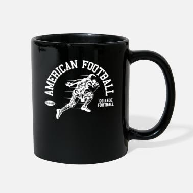 American Football American Football College Football - Full Color Mug