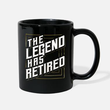 Retirement - Full Color Mug