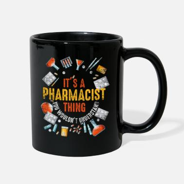 Pharmacist Pharmacist - Full Color Mug