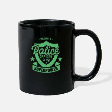 Policeman Policeman - Full Color Mug