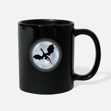 Medieval Dragons, medieval - Full Color Mug