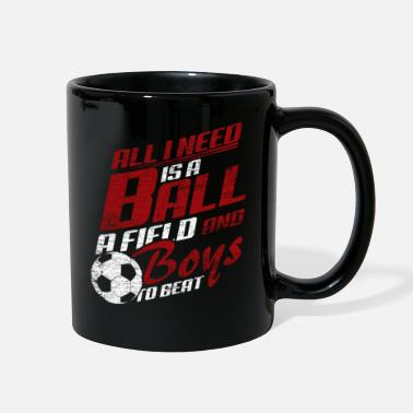 Soccer Team Soccer Team - Full Color Mug