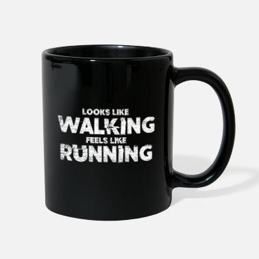 Walking Jogging Pace - Full Color Mug
