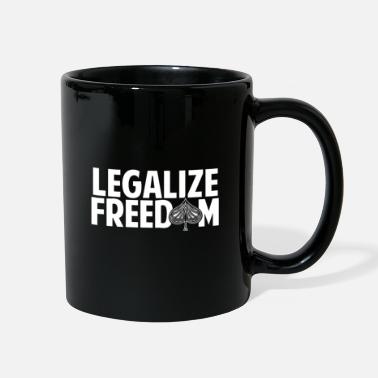 Pik Poker Pik legalize freedom - Full Color Mug