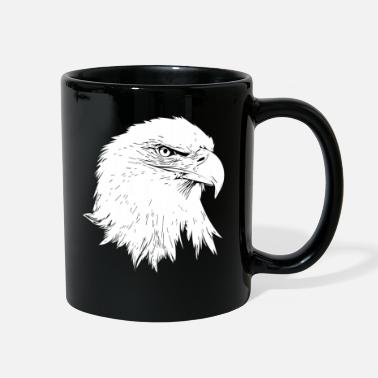 Eagle Head Eagle head - Full Color Mug