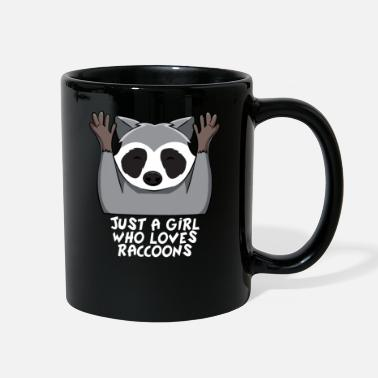 B Day Save The Trash Pandas Raccoon Funny Lovers Gift - Full Color Mug