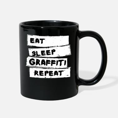 Graffiti Graffiti - Graffiti Shirt - Full Color Mug