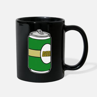Of Beer Beer - Beer - Beer cans - Can of Beer - Full Color Mug